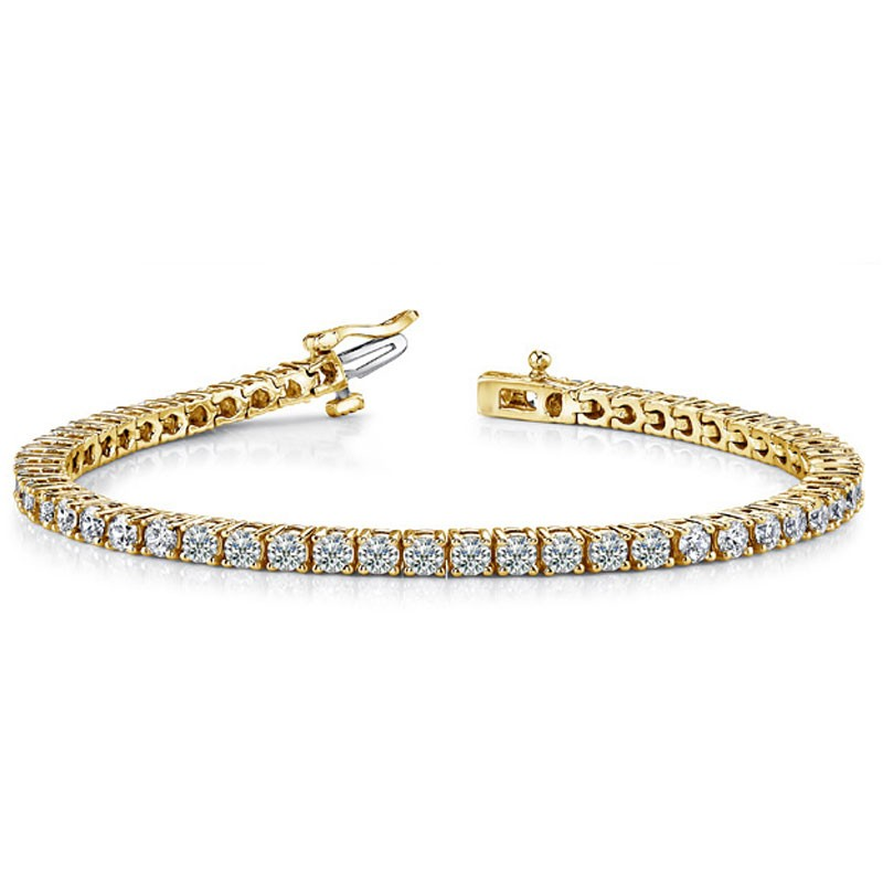 Diamond bracelet for Mom