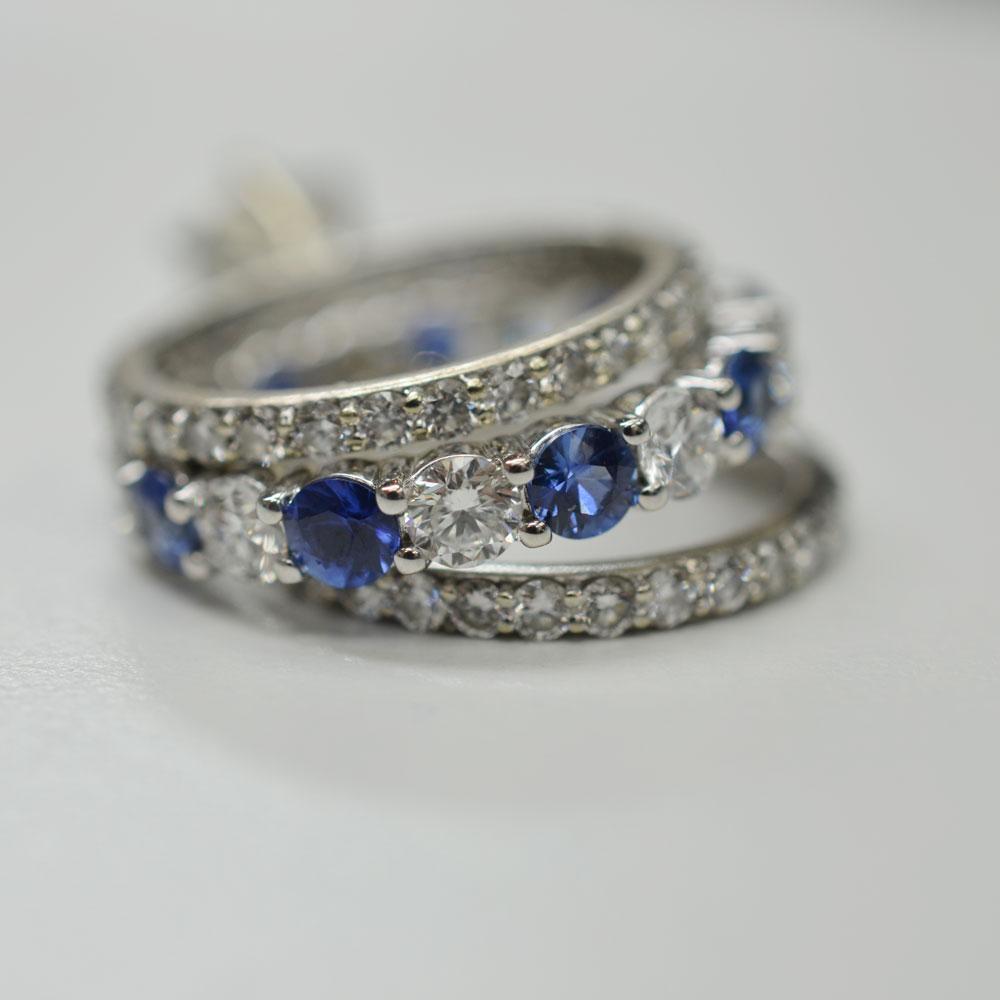 Jewelry in Diamond District NYC