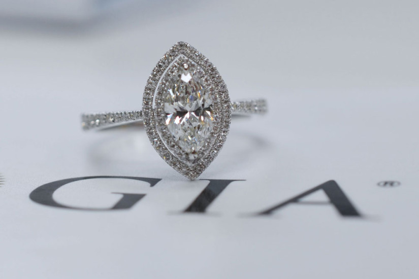 Custom Made Engagement Ring Cost