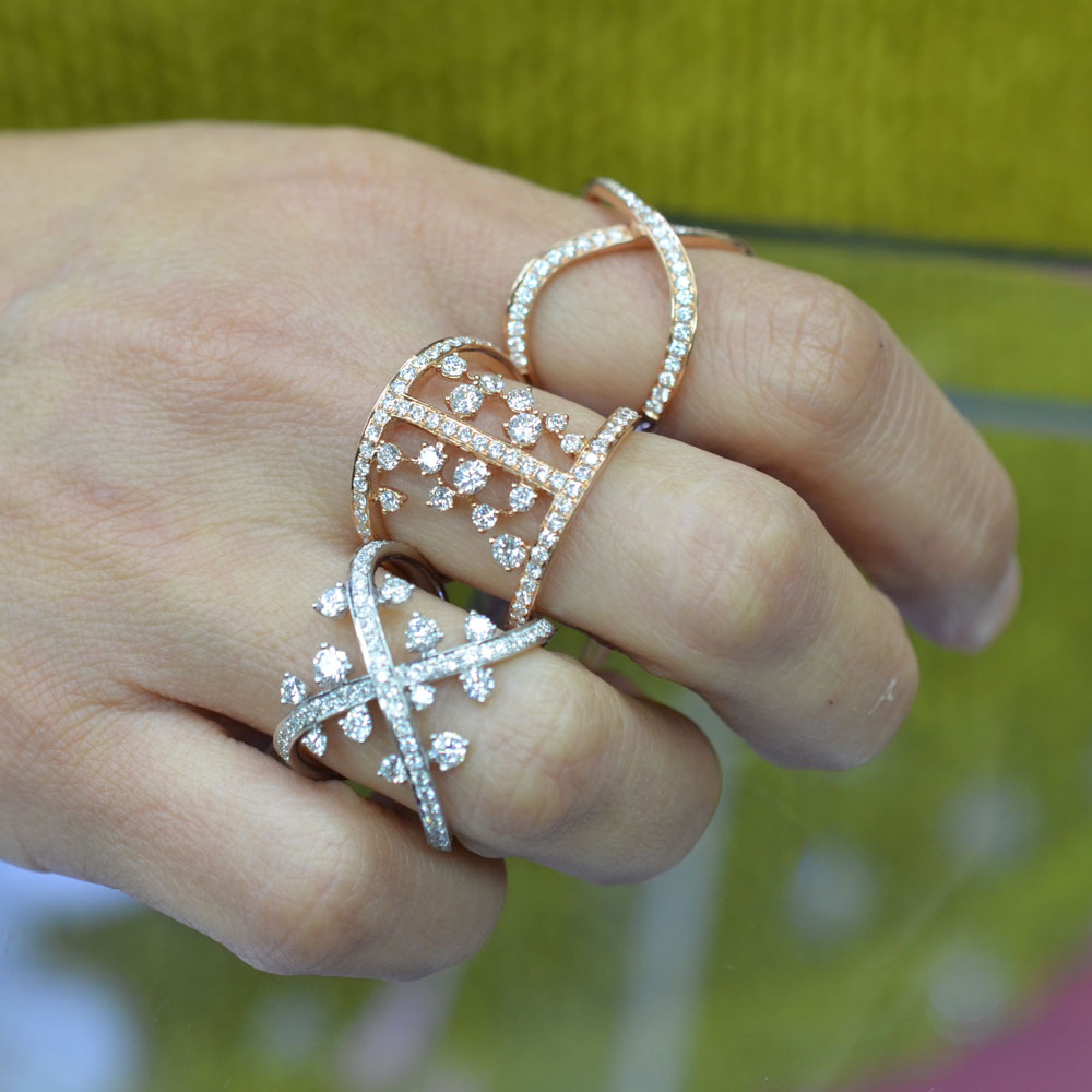 Right Hand Rings- Fashion Rings