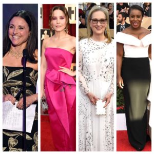 Simplistic SAG Awards Jewelry Trends