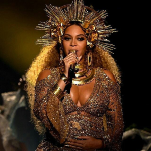 Beyoncé was Solid Gold At The Grammys