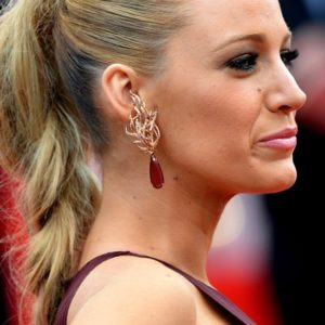 Blake Lively In July's Birthstone