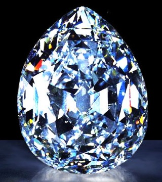Diamond -star-of-africa I