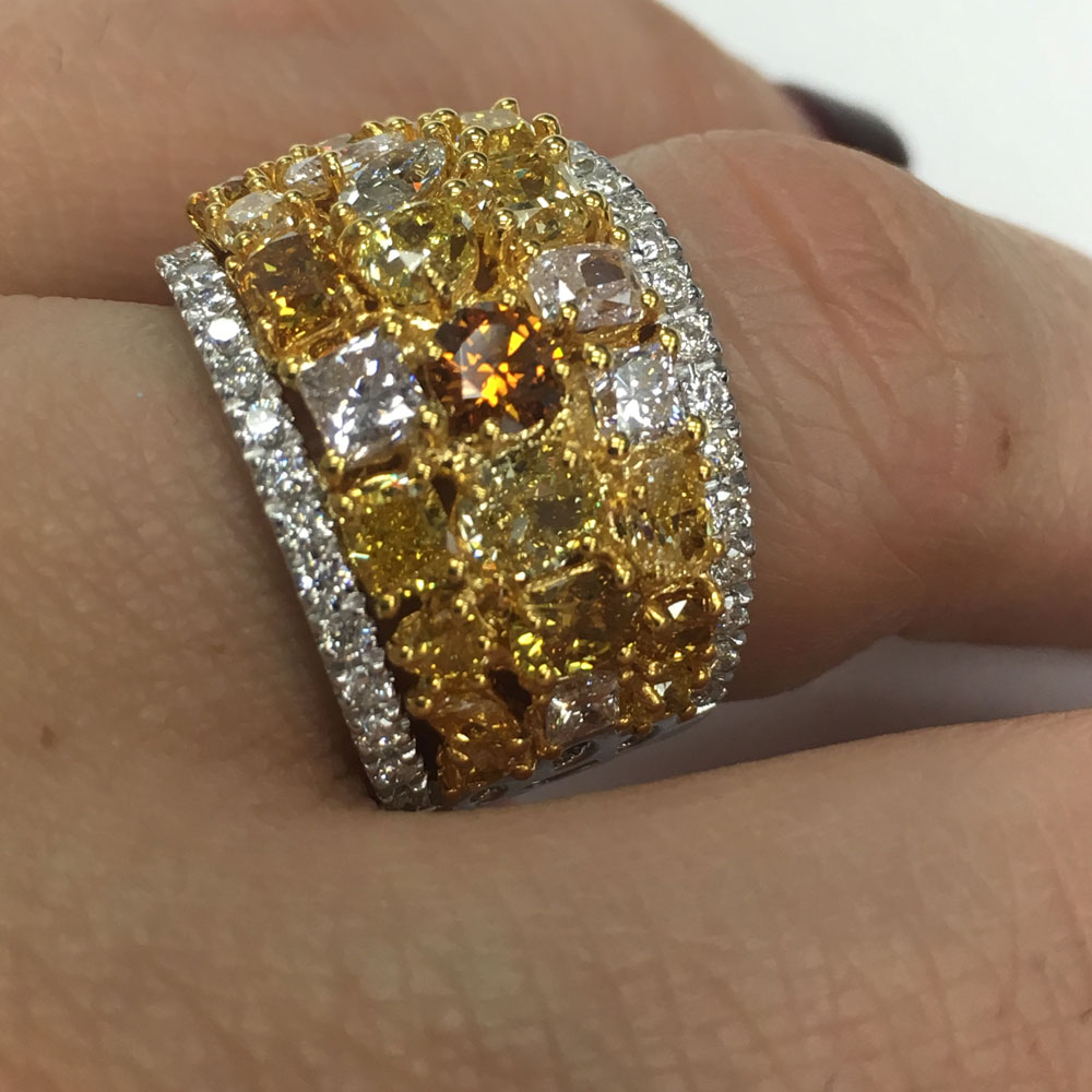 Shop Yellow Diamond in The best stores in NYC