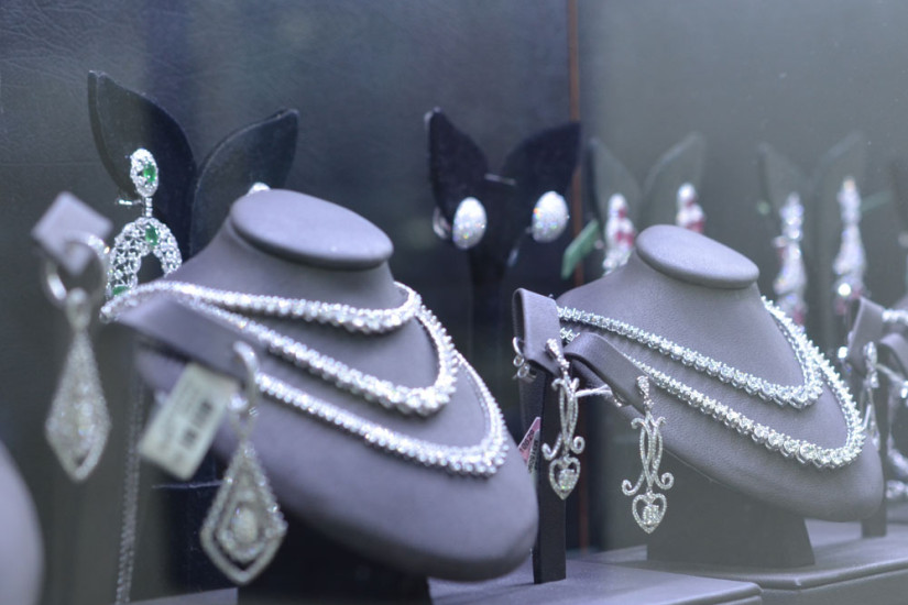 47th St Jewelry Stores