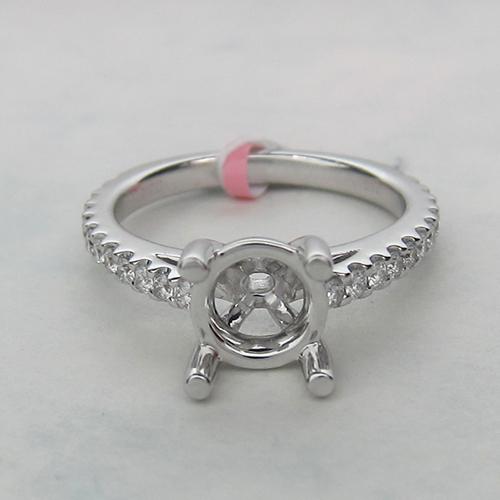 Engagement Ring Mount