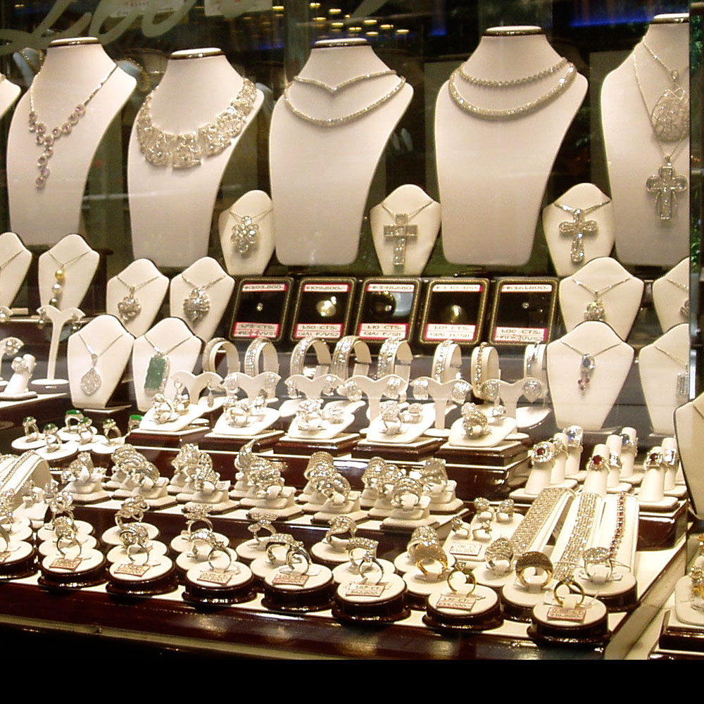 Nyc jewelry stores where to find the best diamonds for Home good stores nyc