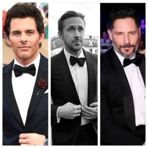 The Fashionable Men At the SAG Awards