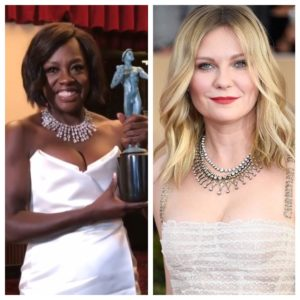 SAG Awards Jewelry Trends