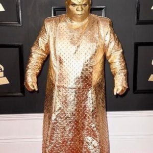 Cee lo Green was Solid Gold At The Grammys